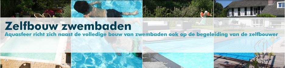 Zelfbouw zwembaden for Polyester zwembad goedkoop